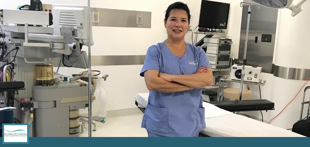 Dr. Balza Mirabel - 1